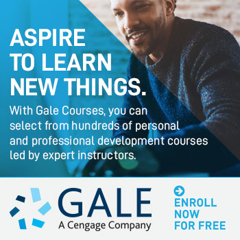 Gale Courses now available!