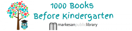 1000 Books Before Kindergarten Head Start!